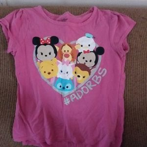 Girls plushee shirt
